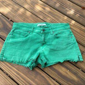 LAST CHANCE Rich & Skinny Cut-Off Shorts Size 27